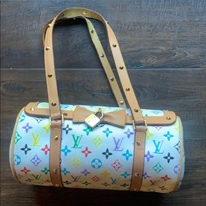 Louis Vuitton bang (included with wallet)